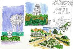 Jardines del Real by Josep Castellanos