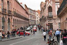 Zacatecas, wow pero que hermosura de ciudad.