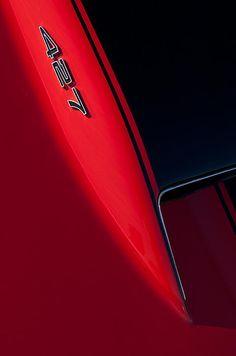1967 Chevrolet Corvette 427 Emblem