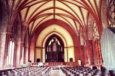 Blick zur Orgel #church #saxony #leipzig