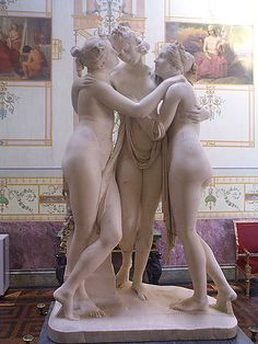 File:Canova-Three Graces 0 degree view.jpg