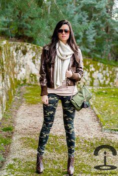 Crimenes de la Moda: Military print