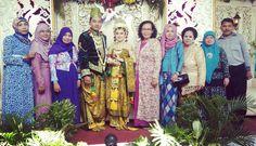 Happy wedding mbak andin