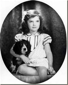 Young Jackie Kennedy---born Jacqueline Lee Bouvier