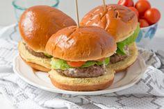 Jalapeno-Stuffed Hamburgers