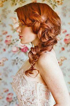 braided wedding hair 14