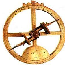 Resultado de imagem para Os descobrimentos portugueses. O astrolábio