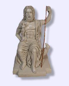 Representing Greek God Zeus
