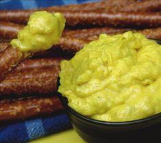 amazing mustard dip!