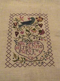 """""""Bluebird's Message"""" Blackbird Designs"""