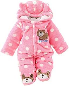 Jojobaby Newborn Baby Jumpsuit Outfit Hoody Coat Winter Infant Rompers Toddler Clothing Bodys… – Best for Kids Cute Newborn Baby Clothes, Baby Outfits Newborn, Baby & Toddler Clothing, Toddler Fashion, Toddler Outfits, Baby Boy Outfits, Kids Outfits, Girl Clothing, Infant Girls