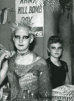 Sheila Rock, 1977