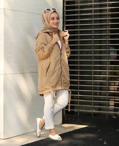 Hijab Chic, Stylish Hijab, Hijab Style, Casual Hijab Outfit, Casual Outfits, Modern Hijab Fashion, Muslim Fashion, Modest Fashion, Habits Musulmans