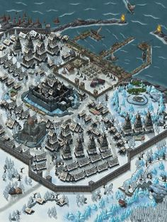 Inkarnate is a free web-based cartography tool that helps you to quickly bring your fantasy worlds to life. Show us your maps, and share your. Fantasy Map Making, Fantasy City Map, Fantasy Town, Fantasy Forest, Fantasy Castle, Fantasy Rpg, Medieval Fantasy, Dark Fantasy Art, Fantasy World