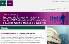 Cursos Online gratuitos de la UNED para capacitarse por Internet