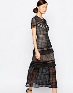 Self Portrait | Shop Self Portrait dresses, skirts & skater dresses | ASOS