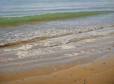 La espuma de la orilla