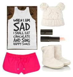 """""""Sad day."""" by edelrigual ❤ liked on Polyvore featuring Juicy Couture, Accessorize, MAKE UP STORE and Dorothy Perkins"""