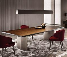 Evans Rectangular Table Minotti - Google 검색