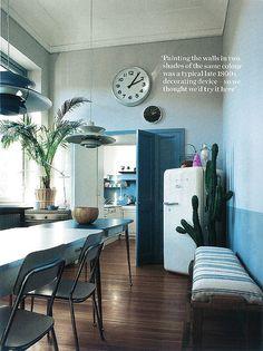 Photo by Alessandra-Ianniello for Elle Decoration UK via Jonathan Lo - #kitchens