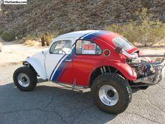 Photo Volkswagen Beetle Vintage, Volkswagon Van, Car Volkswagen, Vw Baja Bug, Vw Beetles, Beetle Bug, Vw Engine, Sand Rail, 4x4
