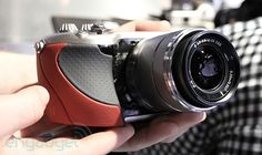 Hasselblad Lunar mirrorless camera hands-on -my next... In my dreams