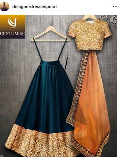 Lehnga Dress 297659856619083435 - Lilly is Love Indian Fashion Dresses, Indian Bridal Outfits, Indian Gowns Dresses, Dress Indian Style, Indian Designer Outfits, Choli Designs, Lehenga Designs, Designer Lehnga Choli, Ghagra Choli