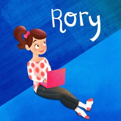 Rory of Willowbrook Girls. She wants to be an engineer when she grows up.