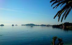 The Cap Ferrat peninsula