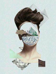Mixed girl head!