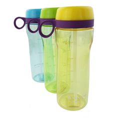 500ml Kids Water Bottle With Straw For School Children Baby Hot Sale Creative Cute Plastic Portable Sports Water Bottles Shaker
