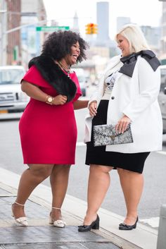 Have you heard? We just introduced a new capsule collection called the Viola Fit, for women 1-2 sizes larger on the bottom than top.Plus Size Fashion. ELOQUII.
