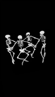 Pin by Lux on Skeleton☠️ in 2021 | Scary wallpaper, Emo wallpaper, Halloween wallpaper iphone