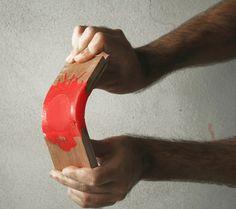 salone satellite 2010: elastic wood by gilli kuchik