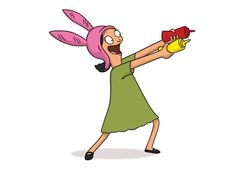Louise From Bob's Burgers