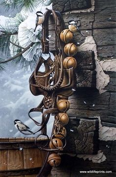 """""""Sleigh Bells Ring"""" by Jerry Gadamus  