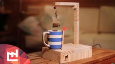 Now I really want to make this - Tea Machine #tea #greentea #teatime #win #90sBabyFollowTrain