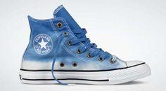 Converse's Dip-Dye Chuck Taylors