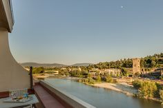 Deluxe Double Balcony - Arno River View