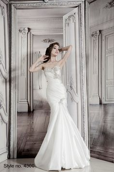 KleinfeldBridal.com: Pnina Tornai: Bridal Gown: 32848186: Mermaid: Natural Waist