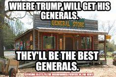 Trump's Generals
