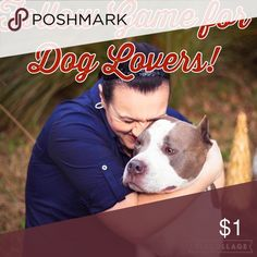 Follow Group for Poshers Who Adore Their Pooches! My dirty secret... I am more likely to share, like, support, and buy from someone who is an animal lover! I see a dog and it's like, yup I like this person... follow...share...share...share....oh this is cute!!.... Bonus of course to my pitbull parents out there! I'm a proud Mom to 3! This is my first attempt at doing this but I wanted a list where dog lovers could find each other and support other pet parents. Please like, follow, and share…