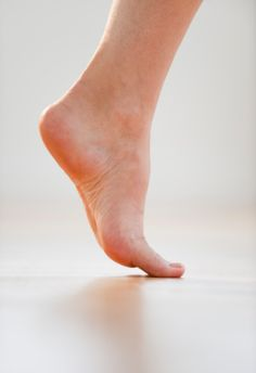 bare-foot running training guide