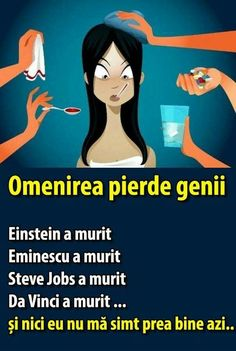 Sunt un geniu! Funny Times, Happy Love, Funny Facts, Funny Photos, Steve Jobs, Haha, Einstein, Jokes, Album