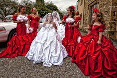 Gypsy Gypsy Wedding Gowns, My Big Fat Gypsy Wedding, Gipsy Wedding, Queen Wedding Dress, Amazing Wedding Dress, Bridal Gowns, Wedding Dresses, Gypsy Chic, Gypsy Style