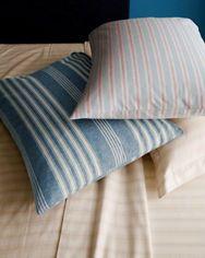 Pajama Stripe Flannel Bedding