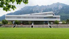 Schulzentrum Mühleholz II in Schaan - Liechtenstein – Wikipedia