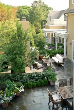 Beautiful outdoor area!