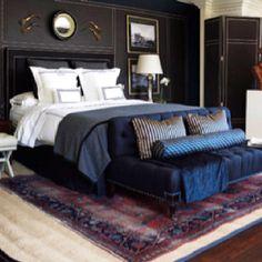 On pinterest royal blue bedrooms royal blue and comforter sets