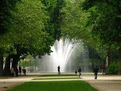Inspiration outside London, 19 May.